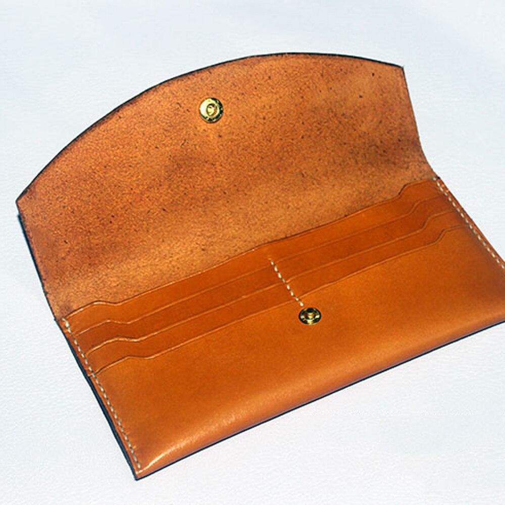 Leer craft template cutter portemonnee kaarthouder stansen mes modeling mold lederen gat ponsen tool set deri el aletleri-in Stompen van Huis & Tuin op  Groep 1