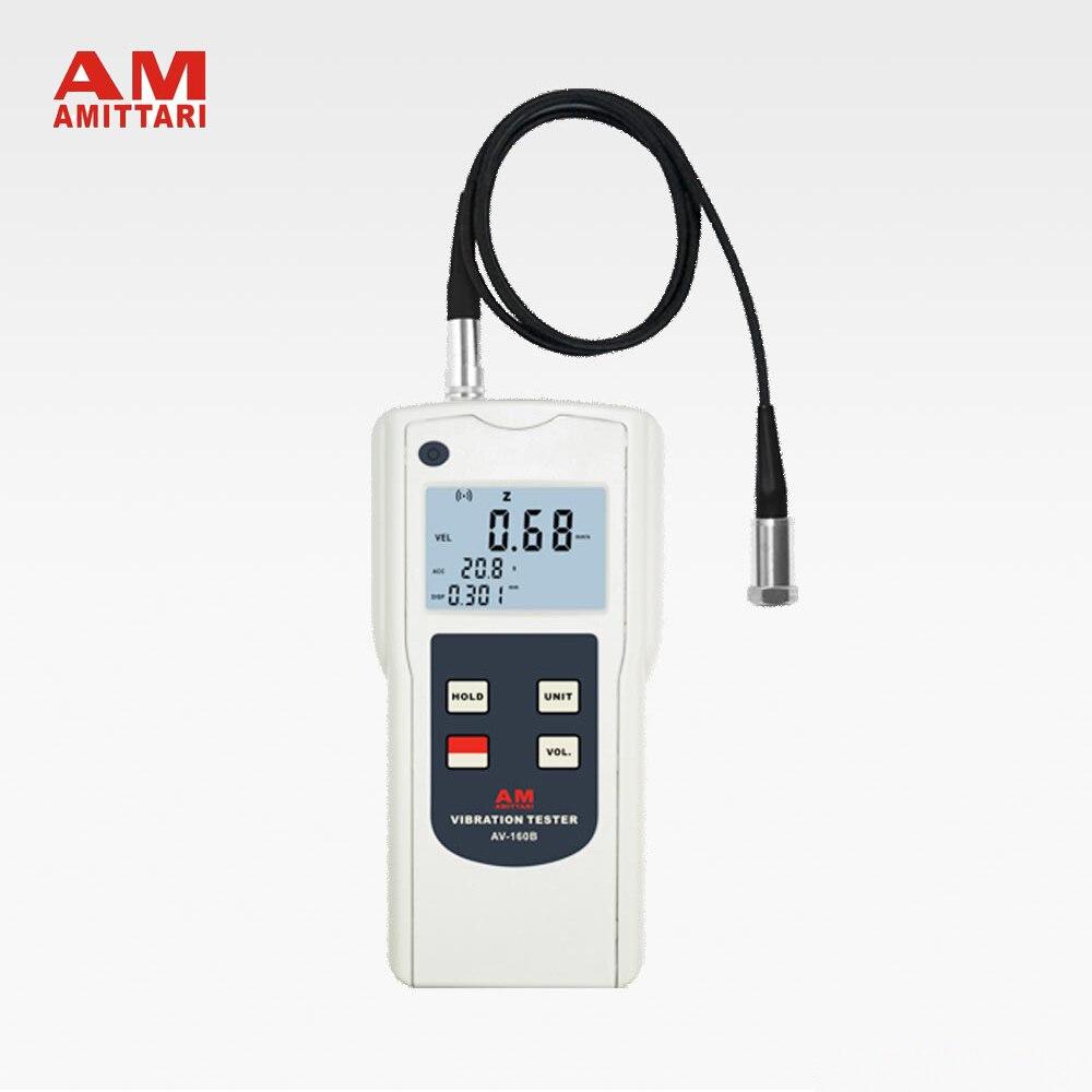 Genuine Brand AMITTARI Vibration Tester Meter Analyzer