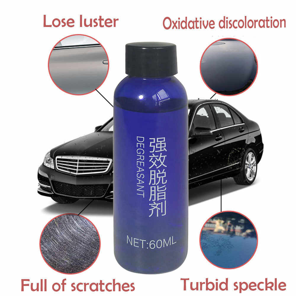 Keramische Auto Coating Motocycle Paint Care Auto Vloeibare Glas Nano Hydrofobe Auto Polish Auto Detailing Water Glas Coating # YL6