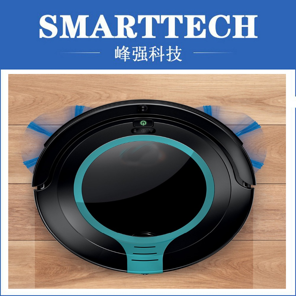 2017 special offer Smart cleaning robot vaccum by injection mold with good quality be customized produce in Shenzhen
