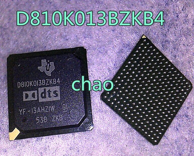 1PCS 100 original new D810K013BZKB4 BGA