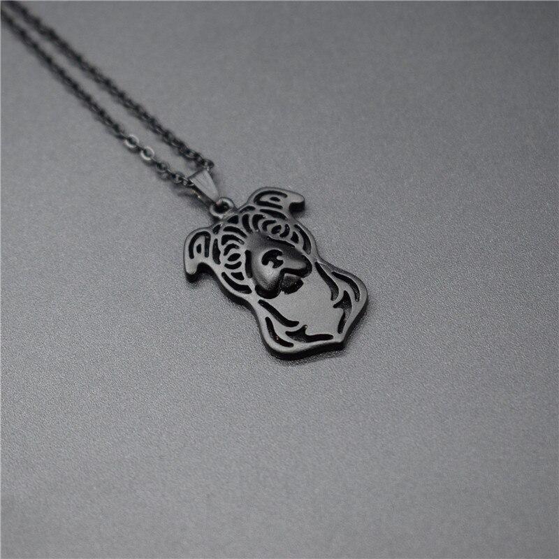 Resin White Bull Terrier Dog Custom Engraved Name Ring Crystal Necklace