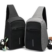 Sling Backpack Water Resistant Outdoor Shoulder Chest Pack Unbalance Crossbody Bag For Women Men Apple IPAD