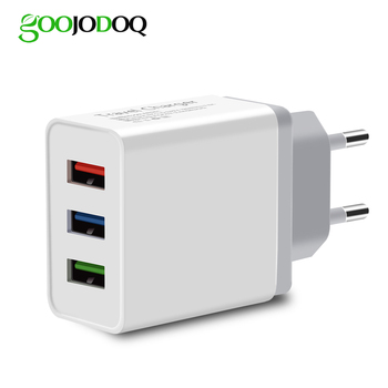 USB Charger Adapter for iPhone 5 5s 5c X 8 7 6 6s Plus iPad EU Plug Wall Power Mobile Phone Charger for Samsung S8 Xiaomi