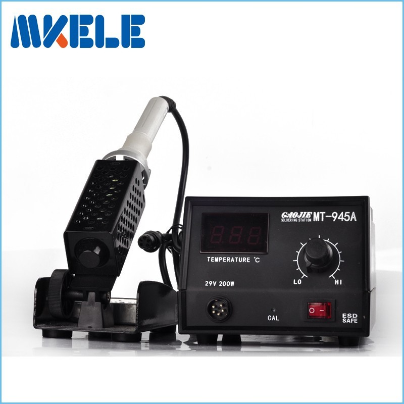 High-power MT-945A digital display Lead-free Soldering Station Electric Iron Welding Soldering Rework Repair Tool  цены