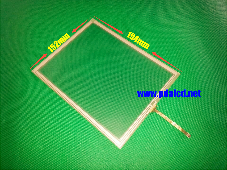 Original 8.4 inch 4 wire Resistive Touch screen digitizer panel for 8.4 inch 194mm*152mm Touch Screen Panels free shipping amt 146 115 4 wire resistive touch screen ito 6 4 touch 4 line board touch glass amt9525 wide temperature touch screen