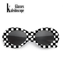 Clout Goggles Sunglass NIRVANA Eyewears Kurt Retro Women Cobain Female