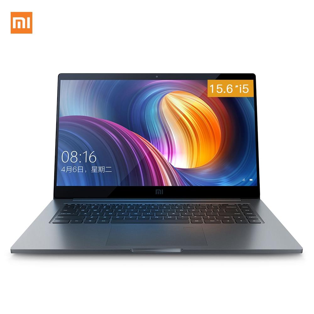 Xiaomi Portable Pro 15.6 ''Intel Core i5 i7 Quad Core Ordinateur Portable MX150 2 GB GDDR5 D'empreintes Digitales Reconnaissance 8 GB /16 GB DDR4 Ordinateur