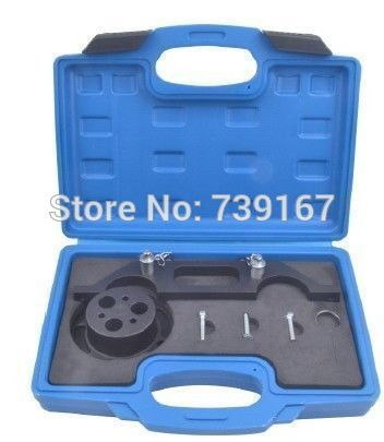 Engine Timing Camshaft Locking Alignment Tool Set For GM OPEL ST0135 camshaft pulley wrench holder for subaru forester 3pcs set engine timing belt remove and install repair toolkit