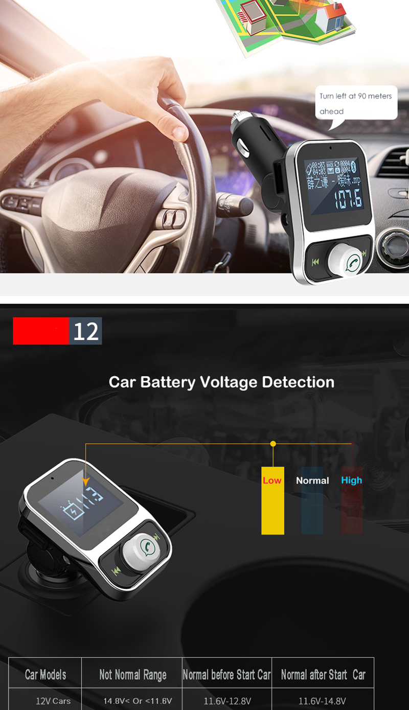 E1354 Bluetooth Car MP3 Player-9
