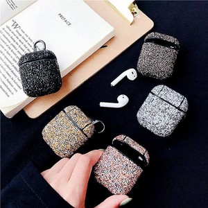 Colorful rhinestone Earphone c