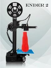 Трехмерная 3D принтер DIY KIT обучение домой небольшой 3D машина