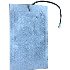 Image 3 - Carbon Fiber Seat Heater Kit Hi/Lo Setting, 2 Seats Built in Car Heated Seat Heater Pad Seat Warmer Covers Kit Carbon Fiber Prem