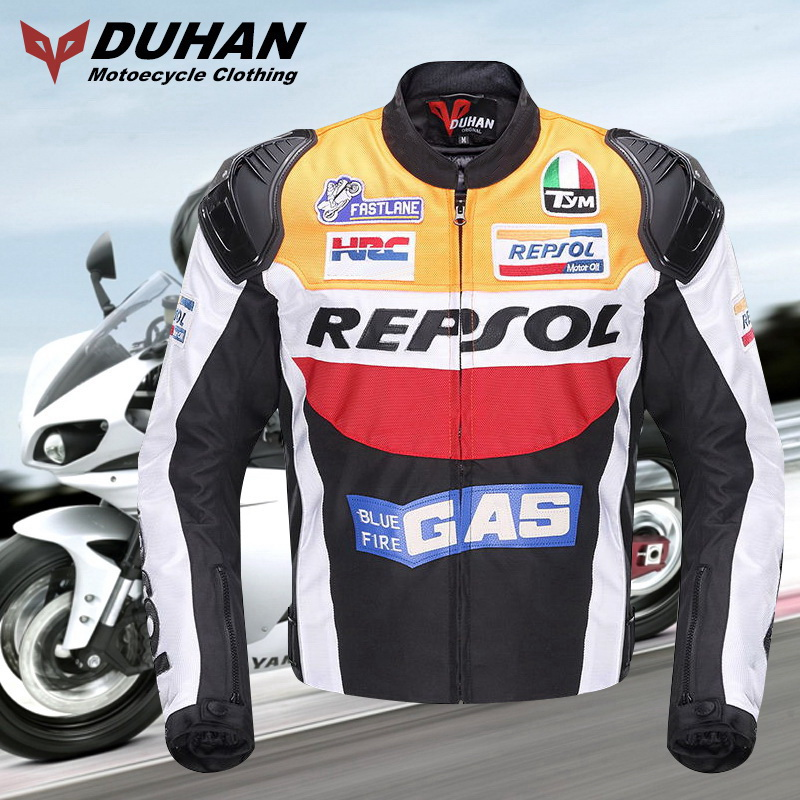 DUHAN personality motorcycle riding  jacket clothes suit racing suit  winter biker equipment motorbike clothing jackets D-VS03 2013 new style red mens motorcycle jacket motorbike riding jacket suit with size s to xxxl free shipping