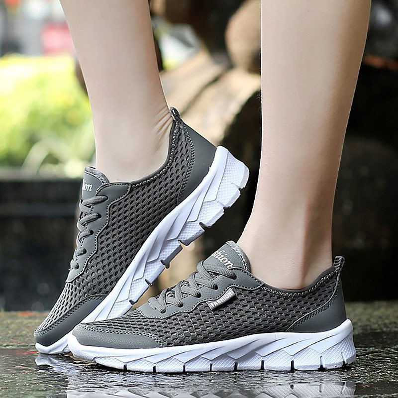Women shoes 2018 new fashion breathable mesh women sneakers light comfortable casual shoes woman tenis feminino baskets femme dvb t isdb digital tv box for our car dvd player