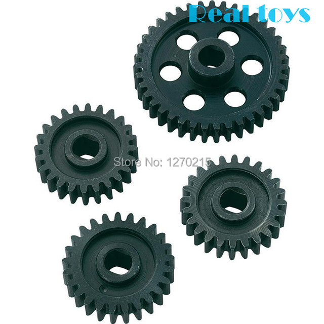Free shipping! 112146 24/25/30/33T metal gear set for Buggy / Truggy / On road for FS Racing/ CEN /REELY  1/5 scale rc car