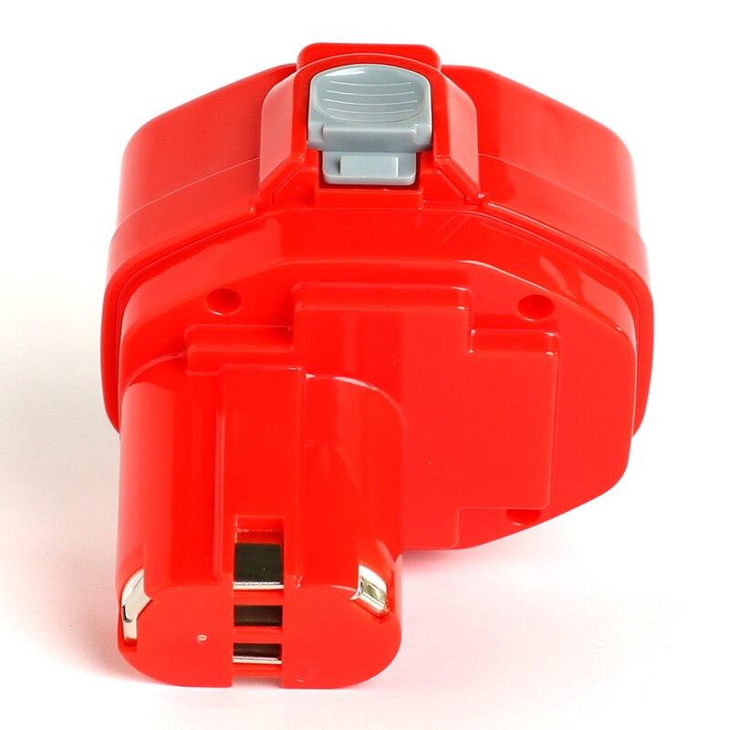 Batterie d'outil électrique 14.4 v 3000 mAh pour Makita 1433,1434, 1435, 1435F, 192699-A, 193158-3,194172-2