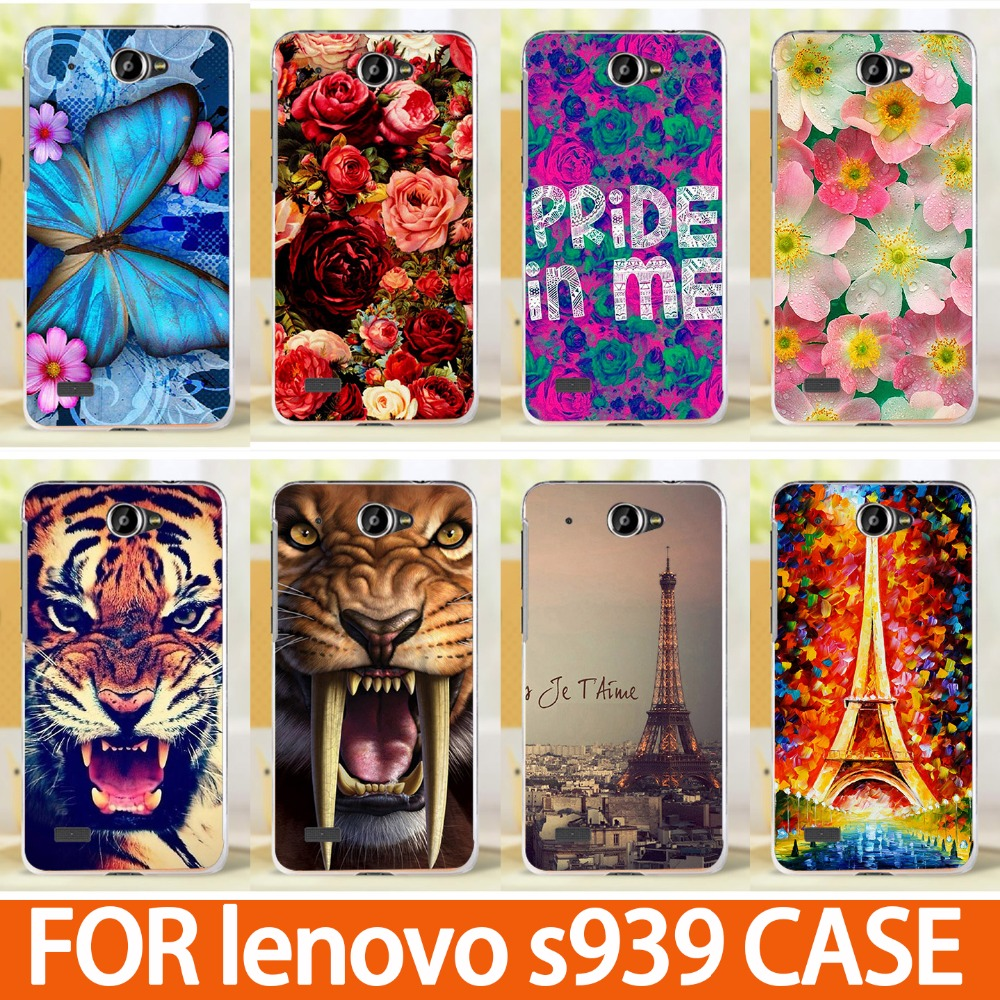New arrival <font><b>Case</b></font> <font><b>for</b></font> <font><b>Lenovo</b></font> <font><b>S939</b></font> Cover <font><b>Case</b></font> / High Quality Colored Painting Cover <font><b>Case</b></font> <font><b>For</b></font> <font><b>Lenovo</b></font> <font><b>S939</b></font> Drop Shipping image