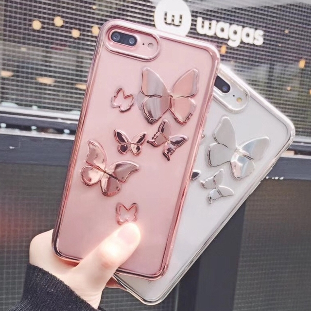 iphone 8 butterfly case