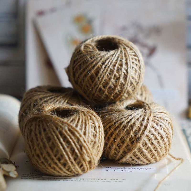 68 Yard Spool Sage Organic Cotton Plus 100/% Hemp Cord