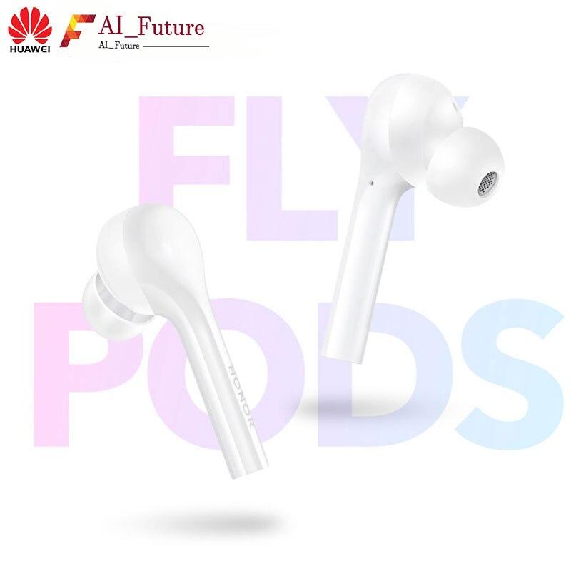 HUAWEI HONRA FlyPods Lite Verdadeiro Prémio ID Design Imersiva HD Voz Sem Fio fone de ouvido Bluetooth Resistente À Água Diário IP54