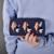 Série Kiitos Novo produto artificial lona bolsa longa bolsa fresco seis estilo