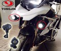 White Driving Lights Auxiliary Kit for BMW R1200RT
