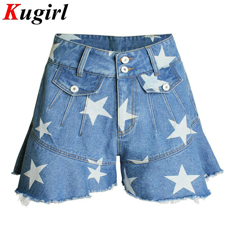 Online Get Cheap Cute High Waisted Denim Shorts -Aliexpress.com ...