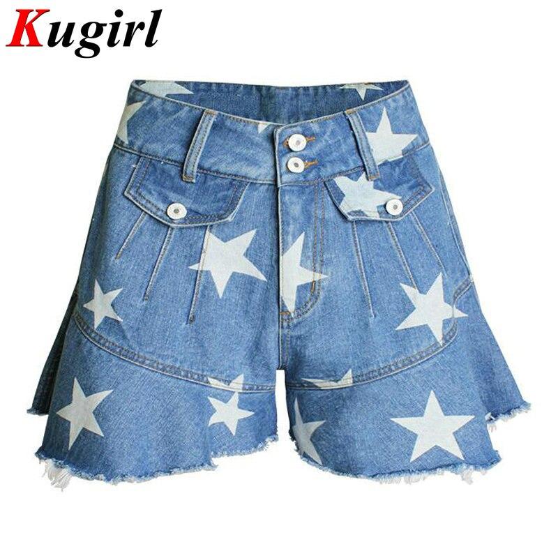 Online Get Cheap Cute Printed Jean Shorts -Aliexpress.com ...