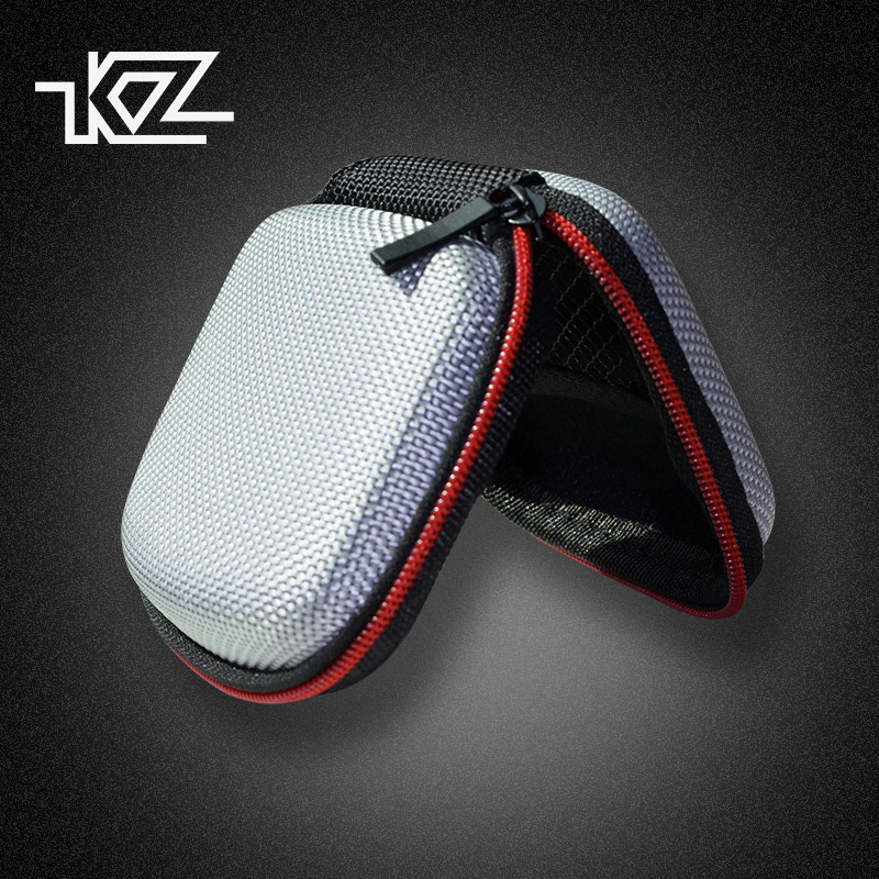 Portable Carrying Hard Carry Storage Pouch Bag Case Hold For Headphone Earphone