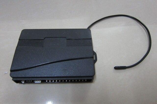 Système d'alarme de voiture télécommandé bras à distance serrure de porte centrale automatique avec capteur de choc - 4