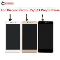 For Xiaomi Redmi 3S LCD Display Touch Screen Replacement Digitizer Assembly For Xiaomi Redmi 3S 3