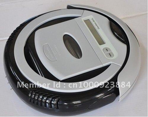 Home auto cleaner>>Vacuum cleaner>>Robot vacuum cleaner  manufacturer>> QQ-2L(black)
