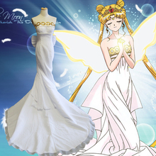 New Anime Sailor Moon Cosplay Costume Princess Fancy Dress Carnaval/Halloween Costumes for Women Custom Any Size