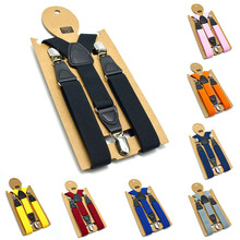 Suspenders Ties-Sets Baby-Boys And Toddler MUQGEW Braces Matching Wedding 3-Clips -Ws