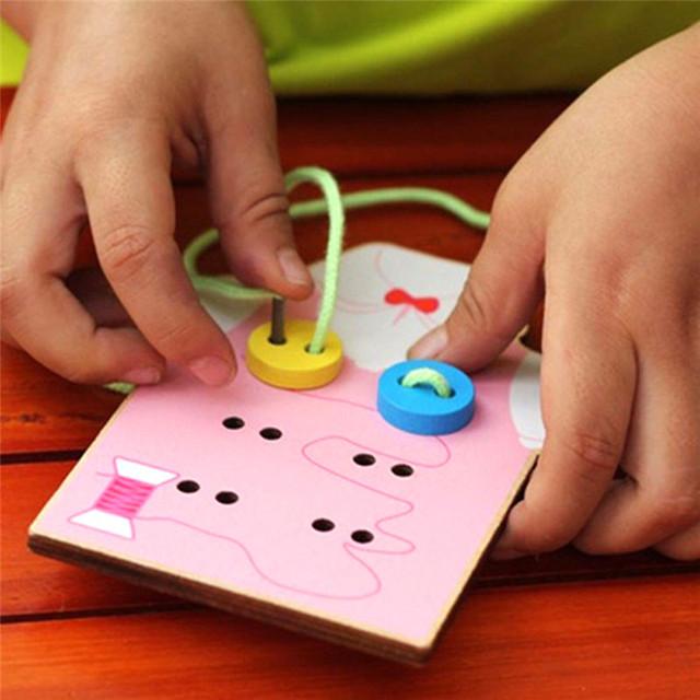 Teaching Toddler Hand Eye Coordination