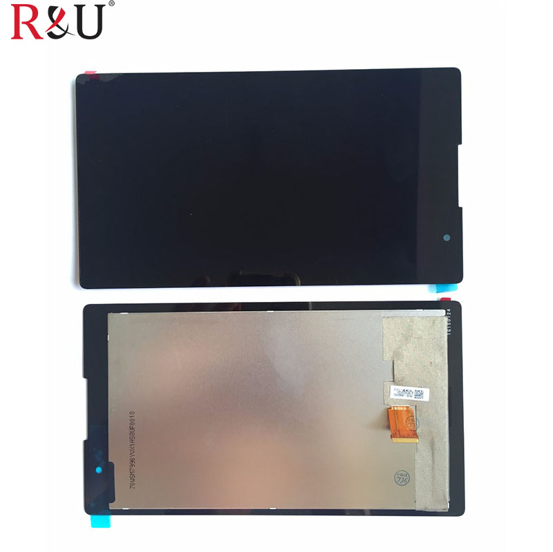 R&U 7inch LCD Display Touch Screen Panel Digitizer Full Assembly replacement For Asus ZenPad C 7.0 Z170 Z170CG p01yTablet PC 6 lcd display screen for onyx boox albatros lcd display screen e book ebook reader replacement