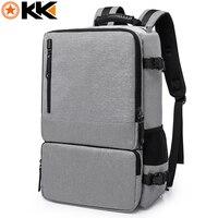 카카 새로운 높은 용량 안티 도난 배낭 17.3 인치 노트북
