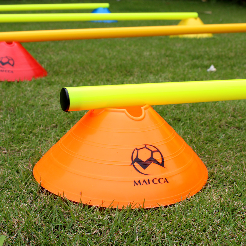 Free Shipping Football Training Obstacles Sign Plate 20 Pcs Per Lot 20*8