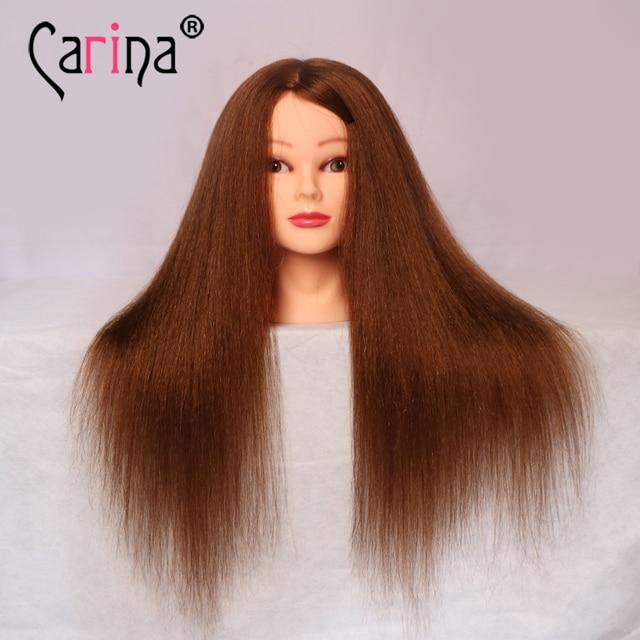 Célèbre Cheveux professionnel styling tête mannequin mannequin femme  UN52