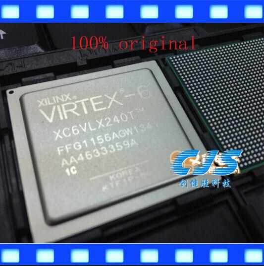 100% The original XC6VLX240T-3FFG1156C XC6VLX240T XC6VLX240T-3FFG1156 chip