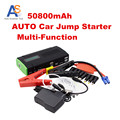 Super Funcation Mobile Power Bank 12000mAh Auto EPS Car Jump Starter Emergency Start Power Car Charger/Mobile CNP Fast Shipping