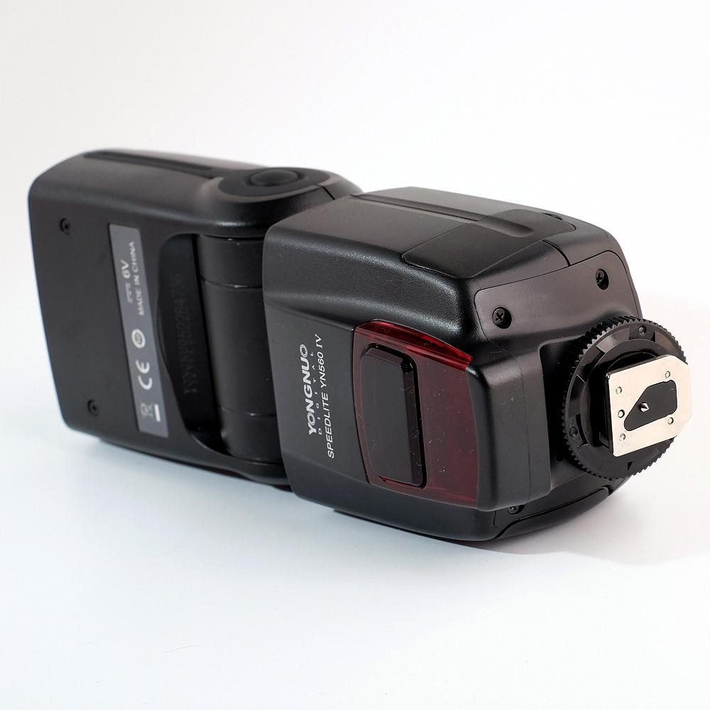 Yongnuo 1 x YN560TX LCD Bezdrátový bleskový ovladač + 2 x YN560 - Videokamery a fotoaparáty - Fotografie 3