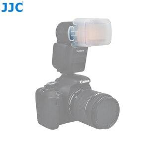 Image 5 - JJC Blitzgerät Softbox Blitz diffusor für Canon 600EX II RT/430EX III RT/580EX/580EX II/320EX/ 600EX RT/220EX/MT 24EX/270 EXII