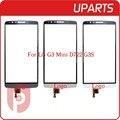 "Original 5.0 ""para lg g3 mini d722 g3s touch pantalla digitalizador de vidrio exterior sensor negro blanco + no. de seguimiento"