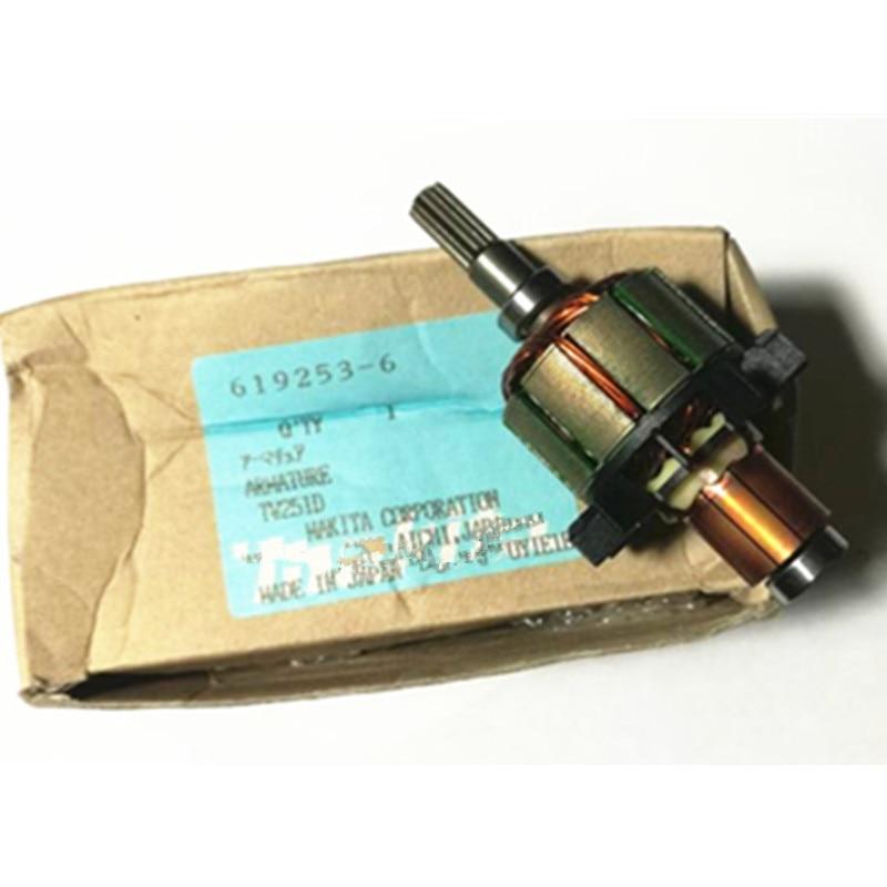 цены Armatur 18V for MAKITA BTW250 DTW251RFE DTW251Z 619253-6  6191946  BTW251Z BTW251RFE DTW251 BTW253 BTW251 BTS130 DTW251Z