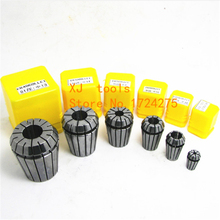 1pcs ER16 1-10MM 1/4 6.35 1/8 3.175 1 2 3 4 5 6 7 8 9 10mm Spring Collet Set For CNC Engraving Machine Lathe Mill Tool