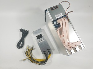 Asic Ethash Ethereum ETH Miner Antminer E3 190MH/S With Power Supply Mining ETH ETC Better Than 6 8 12 GPU Miner S9 S17 T17(China)