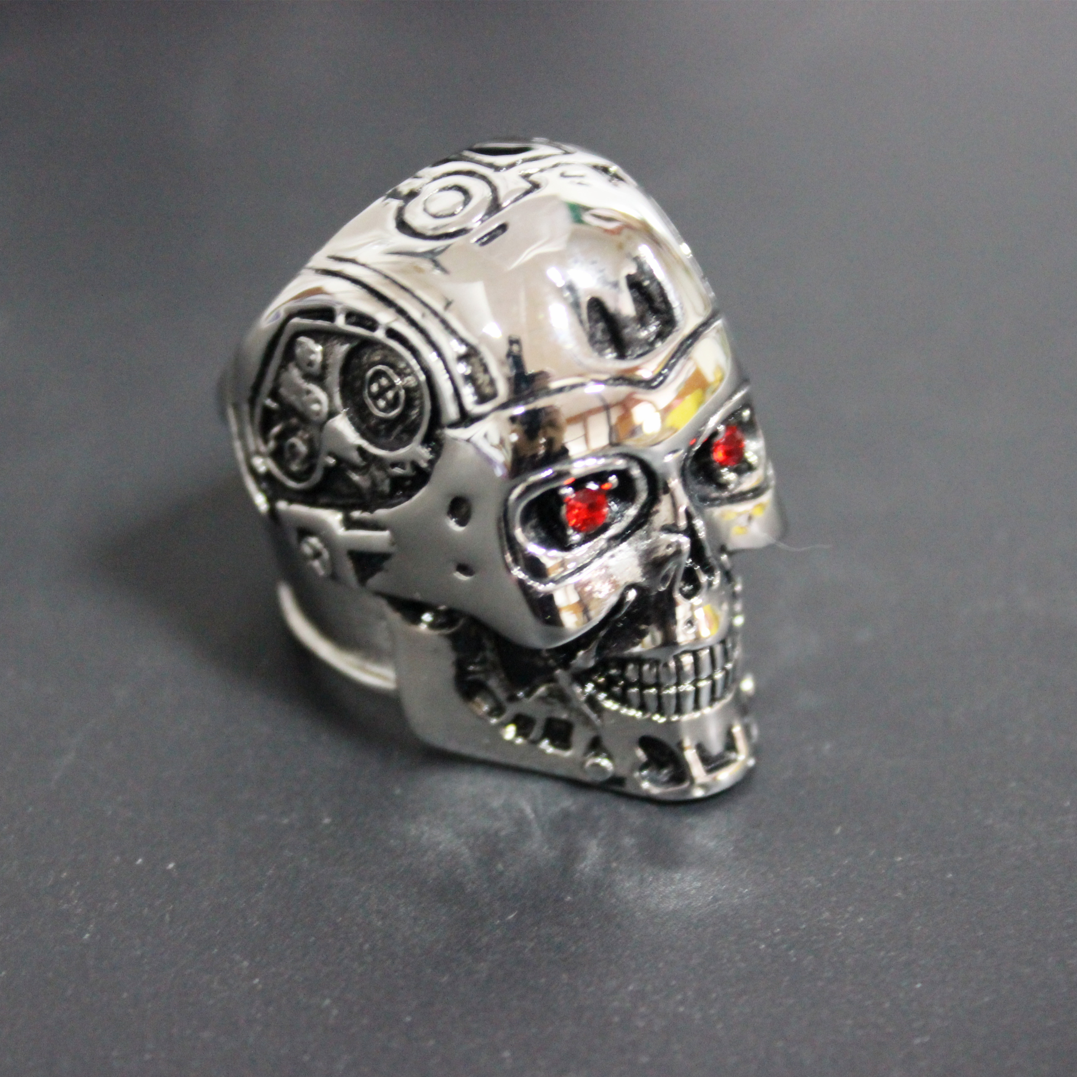 Aliexpress Buy Titanium Steel Ring Terminator Genesis