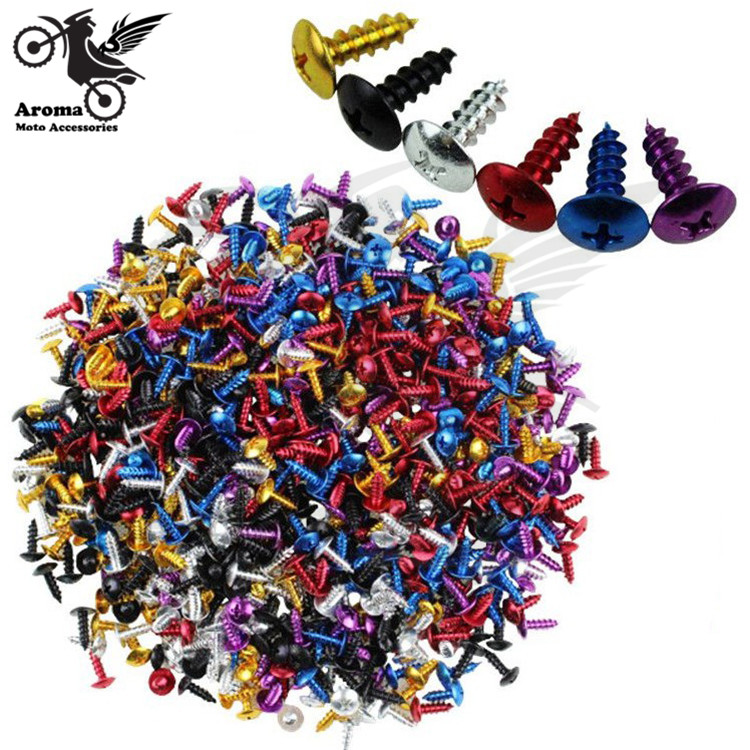 30 pcs unviersal colorful motocross Off-road moto decals car style home renovation motorbike tip screw fixed motorcycle screw 30 pcs unviersal colorful motocross Off-road moto decals car style home renovation motorbike tip screw fixed motorcycle screw